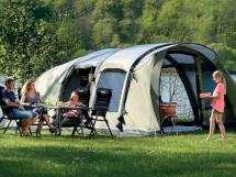 5 - 6 personers telt