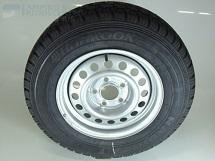 Reservehjul og Reservehjulsholder