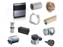 Tilbehør til gasvarmere