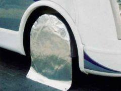 Hindermann Hjulafdækning Reflex