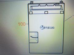 Truma Elektronikdæksel C 3402/4002/6002 (EH)