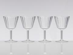 Flamefield, Crystal Line Vin glas, 4 stk.