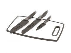 Outwell Caldas knivsæt med skærebræt