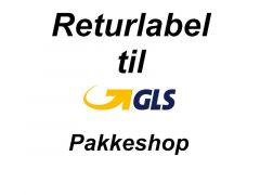 GLS Returlabel op til 20 kg