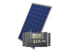 Kronings Solpanel 100 watt komplet