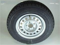 Reservehjul til campingvogn