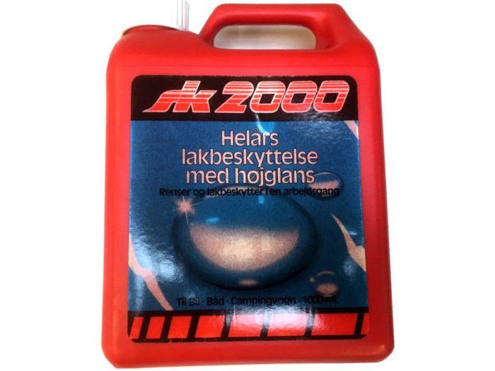 SK 2000 Polermiddel 1000 ml