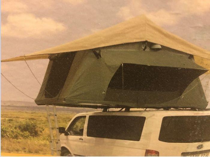 Tag Telt til Campervan
