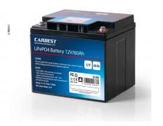 Carbest lithium batteri