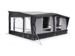 Kampa Dometic Club AIR All-Season 390 M, camping, fortelse, Kampa Dometic