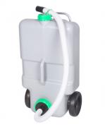 Spildevandsvogn  - affaldstank 25 L.