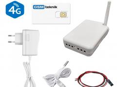 ALDE 3010-3020 GSM 4G Fjernkontrol