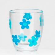 Daisy Vandglas Aqua 2 stk.