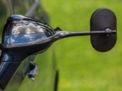 EMUK campingspejl Mercedes C-Klasse
