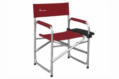 Isabella Regissörsstol med sidobord, Red
