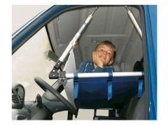 Børneseng til førerhus