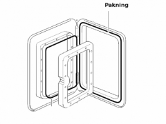 Thetford Pakning Model 3