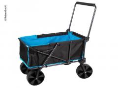 Foldbar transportvogn