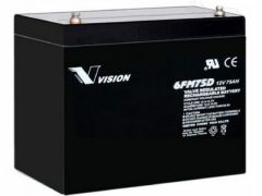 Vision Trations Batteri 75Ah