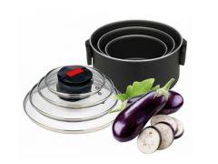 Kogesæt med Click&Cook System