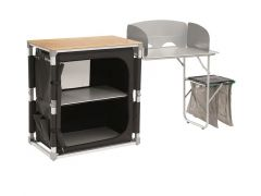 Outwell Padres Køkkenbord med sidebord