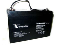 Vision Trations Batteri 100Ah