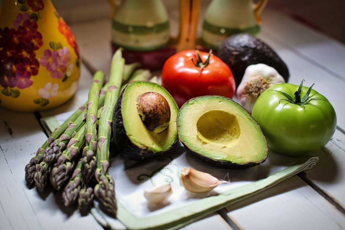 Lækker og sund camping mad